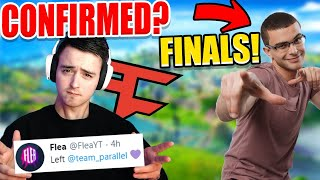 Did FaZe Just Recruit Flea? Nick Eh 30 Proves Everyone WRONG! Clix & Bucke vs Unknown & Khanada BFC!