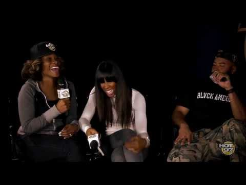 """Does Kelly Rowland have Beef with Rosenberg? - Hot97 AM Show """"After Hours"""""""