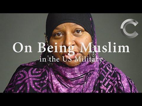Being Muslim In The US Military | Muslim Vets | One Word | Cut