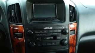 Тест - Обзор Lexus RX300