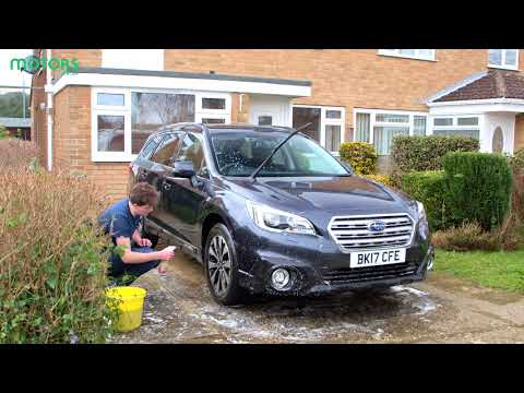Motors.co.uk - How To Wash Your Car