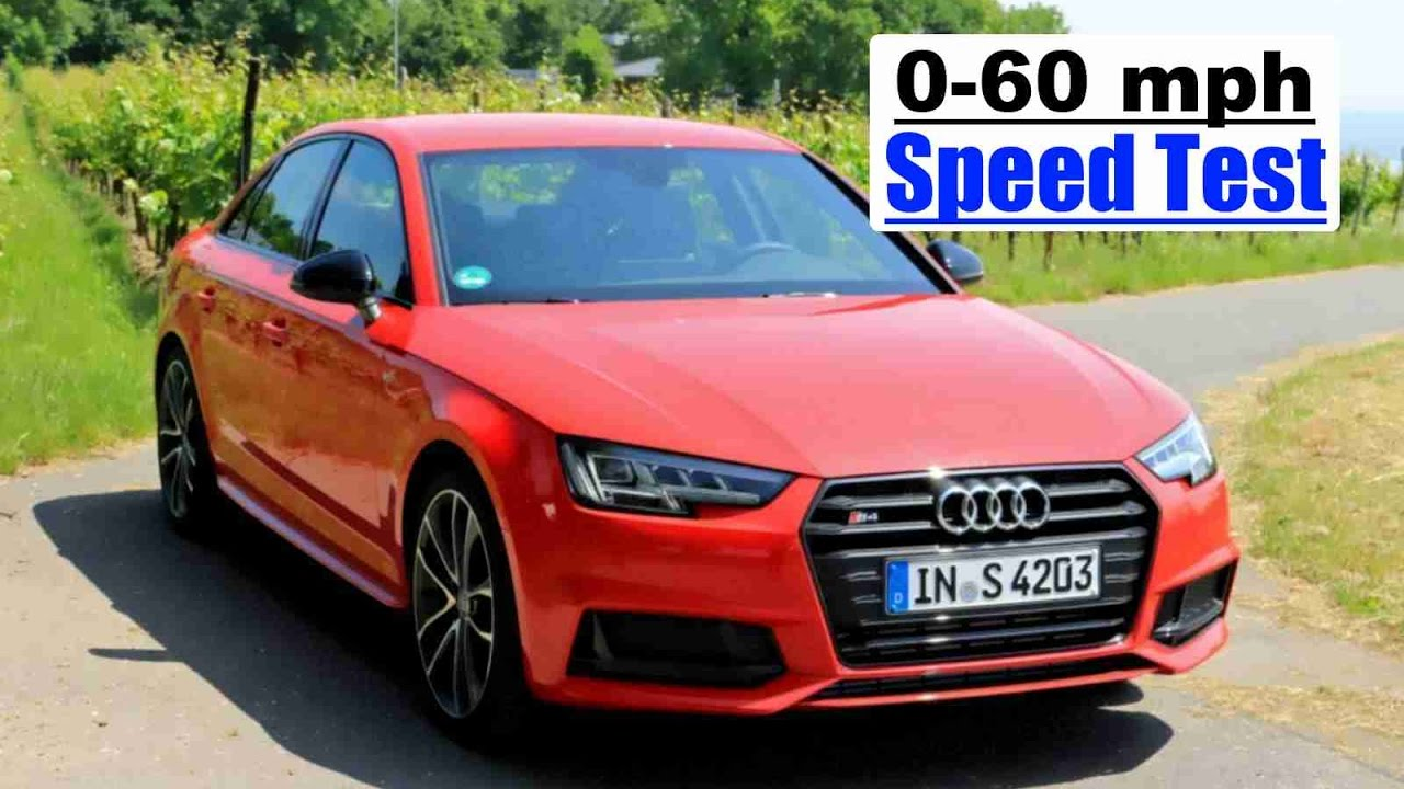 New Audi S4 2018 For Us 0 60 Mph In 4 Sec