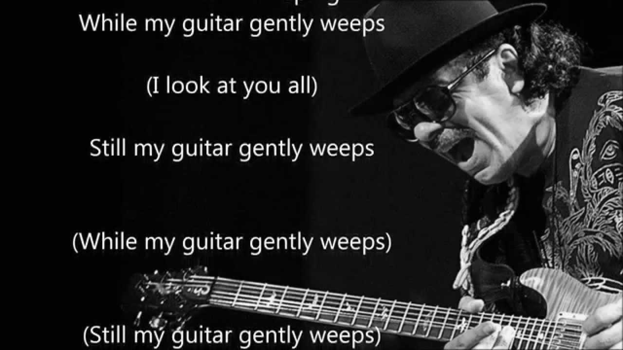 Carlos Santana Song Lyrics