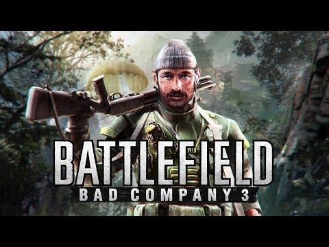 Battlefield Bad Company 3 Confirmed?