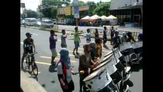 BUGS DBC sa Aliwan Fiesta 2012 blocking at Aliw Theater