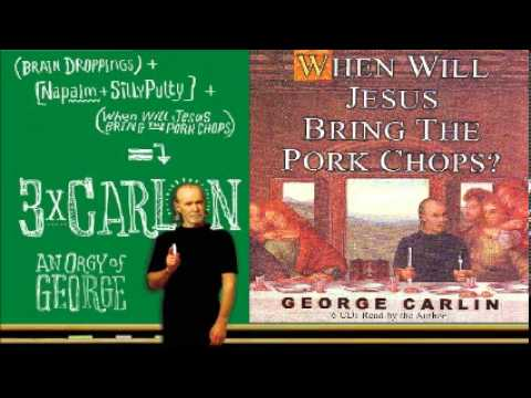 Carlin George Orgy Three Times
