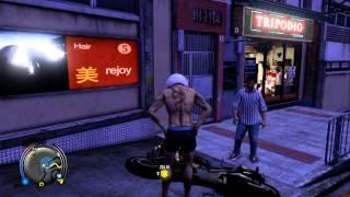 Sleeping Dogs 2012 Gameplay PC