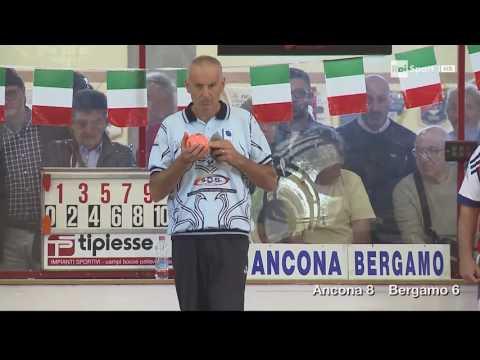 Campionati Italiani Seniores Maschili 2016 - Raffa - Sintesi RaiSport