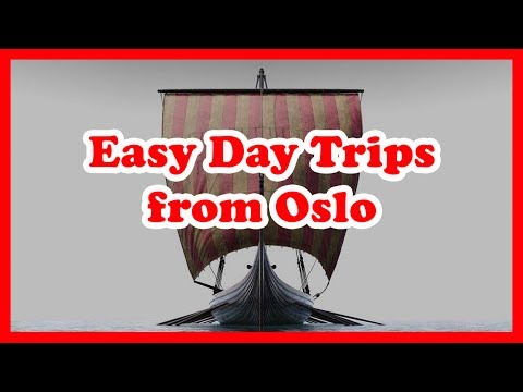 5 Easy Day Trips from Oslo, Norway | Europe Day Trips Travel Guide