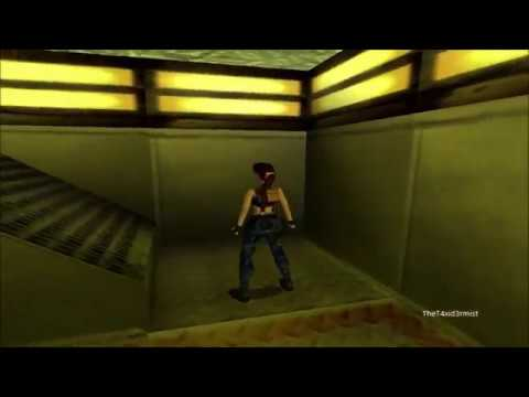 Tomb Raider 3 No Medpack: Nevada - High Security Compound