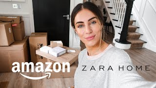 AMAZON & ZARA HOME HAUL | Lydia Elise Millen