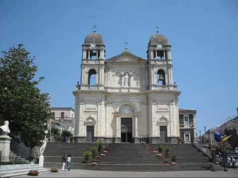 Campane della chiesa madre di zafferana etnea ct youtube for Di mauro arredi zafferana