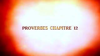 La Bible - Les Proverbes 12