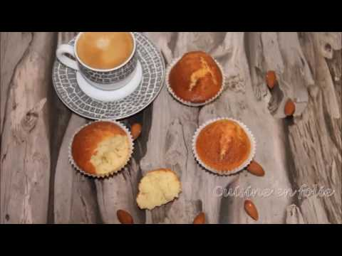 muffins-à-la-poudre-d'amande