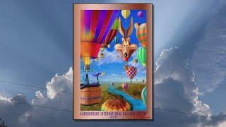 Balloon Fiesta drops annual poster