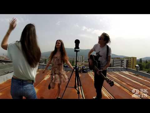 "Dimitar Gospodinov - ""Streets of Saratoga"" // Rusty Rooftop Live"