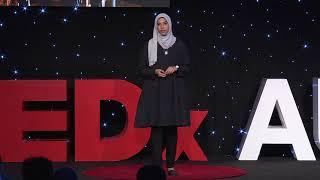 Finding Drama Therapy and Bringing it Home    Fatma Al-Qadfan   TEDxAUK