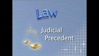 AS Law Revision: Judicial Precedent