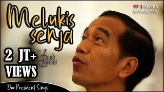 Download Melukis Senja - Budi Doremi | Cover by Pak Jokowi (SpeechComposing)