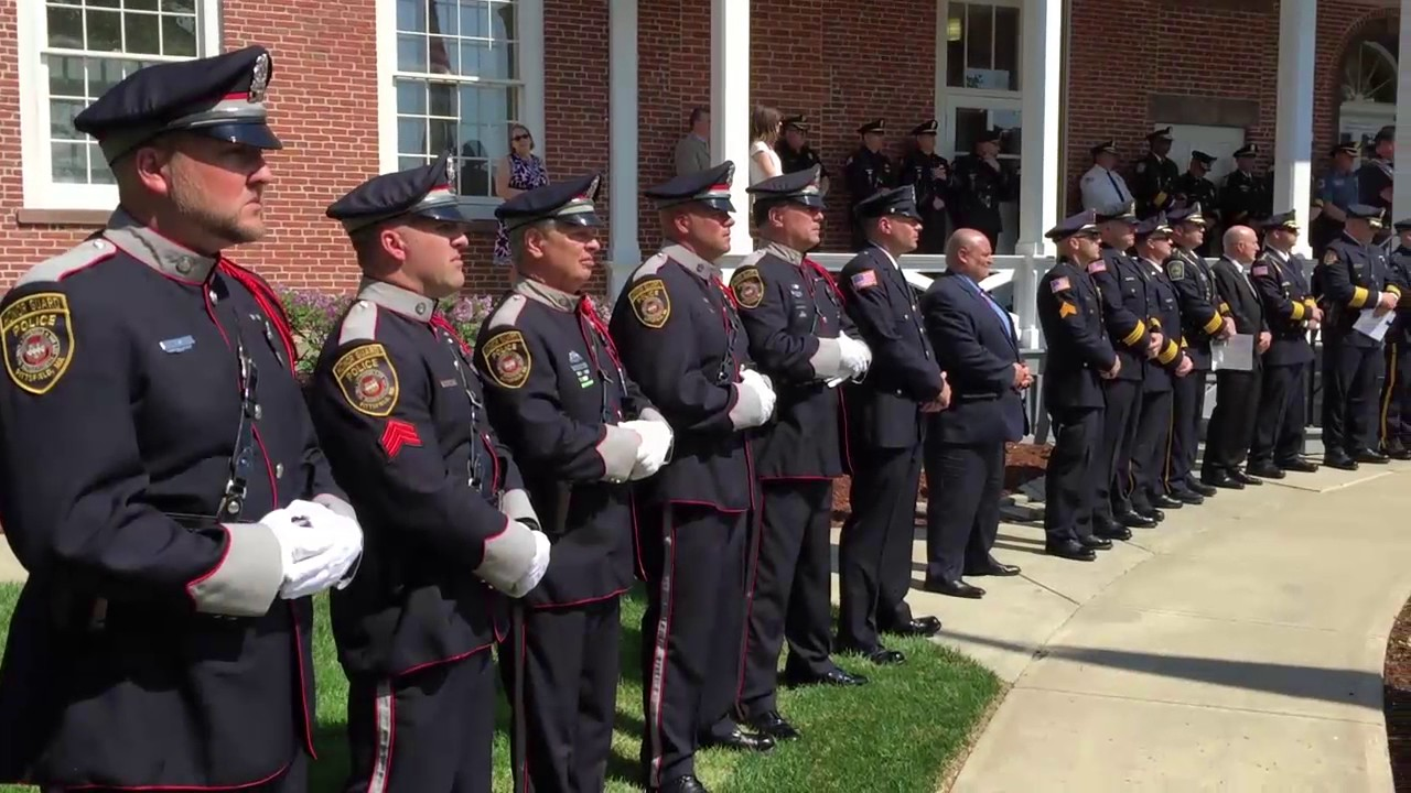 The Western Massachusetts Chiefs of Police Association 29th Annual Police  Memorial Day Service