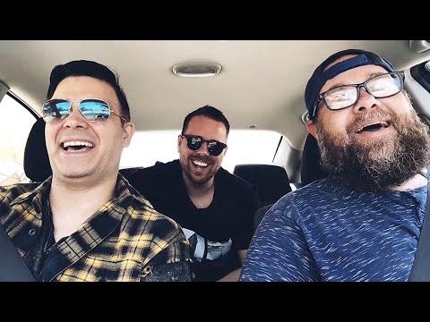 PLBtv carpool con Juan de Montreal y Niko Evans