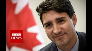 Talking Business: Canadian Prime Minister Justin Trudeau - BBC News