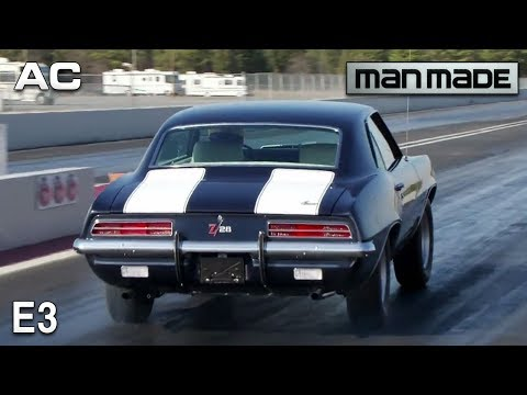 Man Made: Rust to Ritches | '69 Camaro | Ep 3