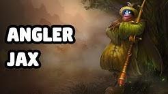 ANGLER JAX SKIN SPOTLIGHT - LEAGUE OF LEGENDS