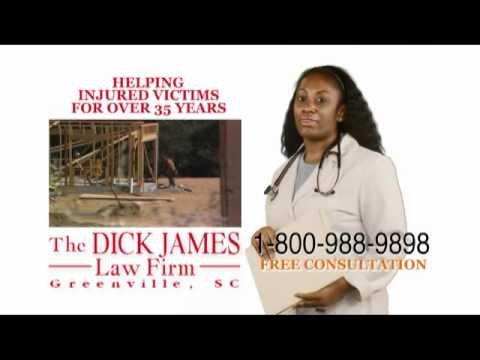 The Dick James Law Firm -Work Accident
