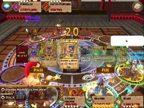 wizard101myth minion questminotaur youtube