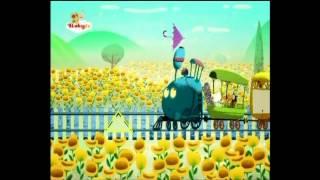 Tricky Tracks - Vijf kikkers