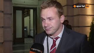 """Добрин Гьонов: Ще изчакаме до четвъртък, за да видим дали """"Ред Енимълс"""" ще платят емблемата"""
