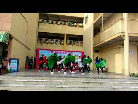 Best Patriotic Dance | Salaam India | musical SCHOOL KIDS |  Bvm school | Deepak Bhatnagar