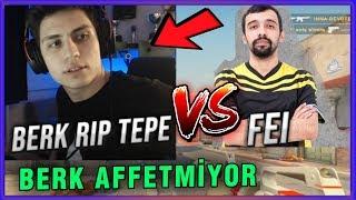 BERK RİP TEPE FEİ İLE VS ATIYOR