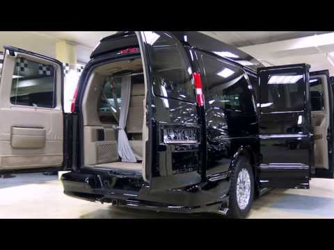 2014 Chevrolet Express AWD Limited W