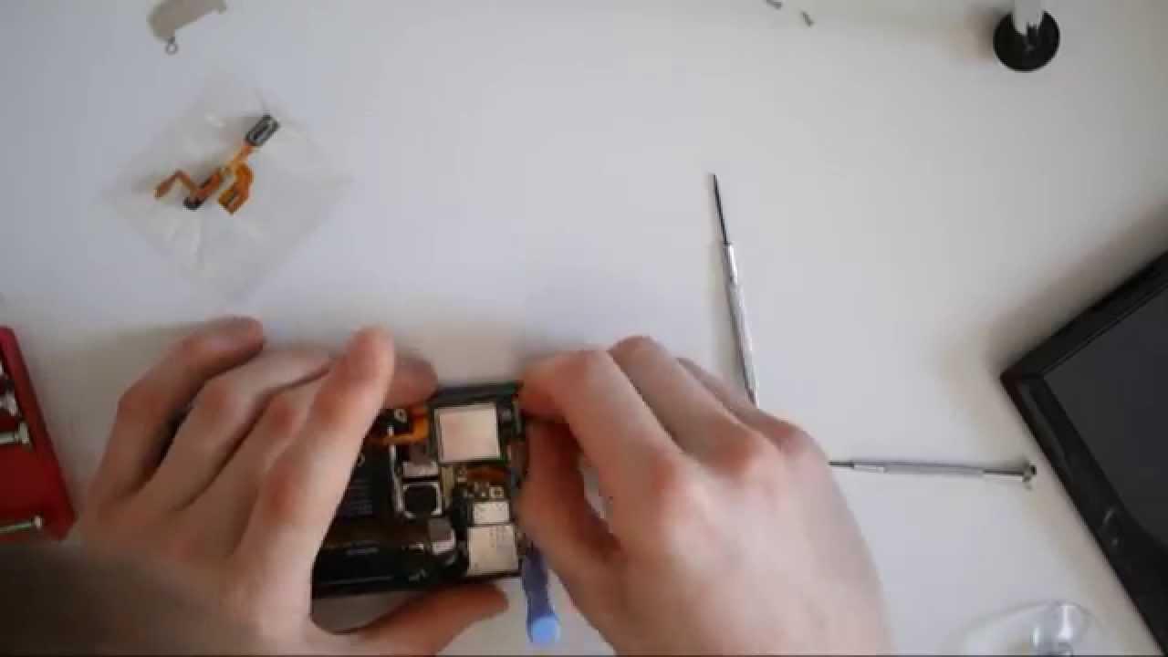 Nokia Lumia 925 - Replace USB charging port / audio connector ...