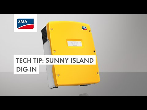 Tech Tip: Sunny Island Dig-In