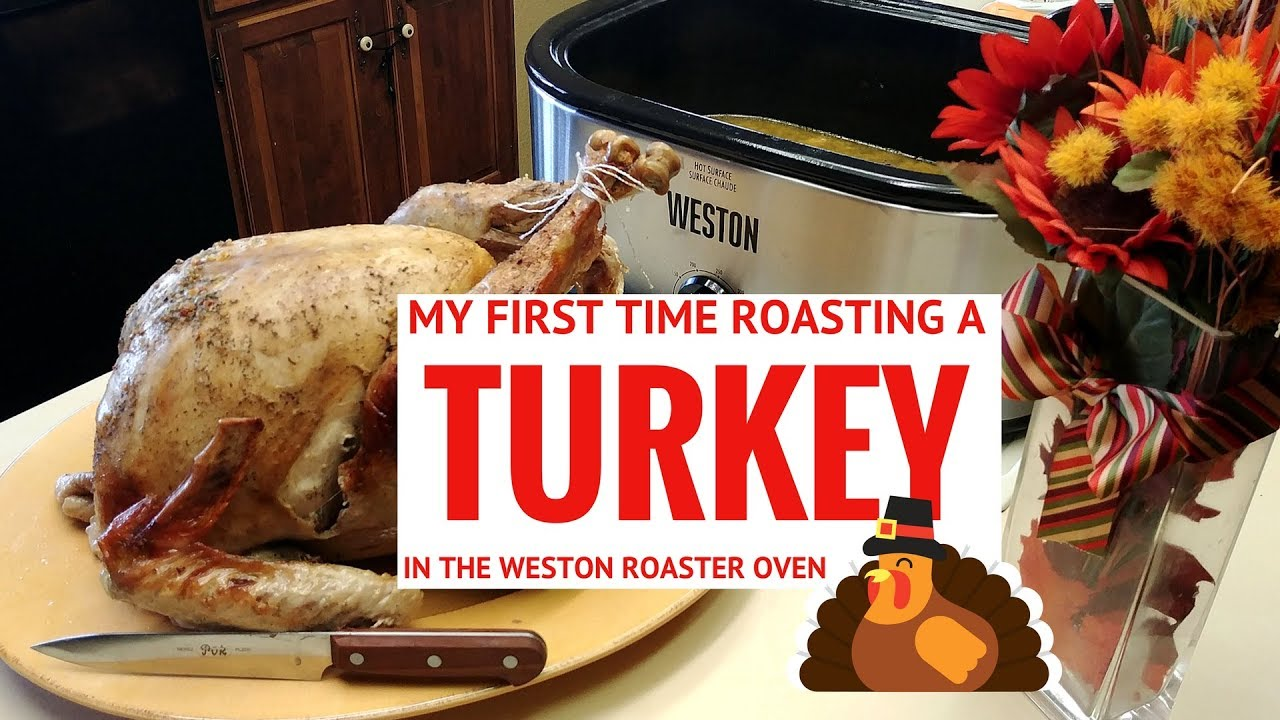 how to cook my turkey in a roaster oven