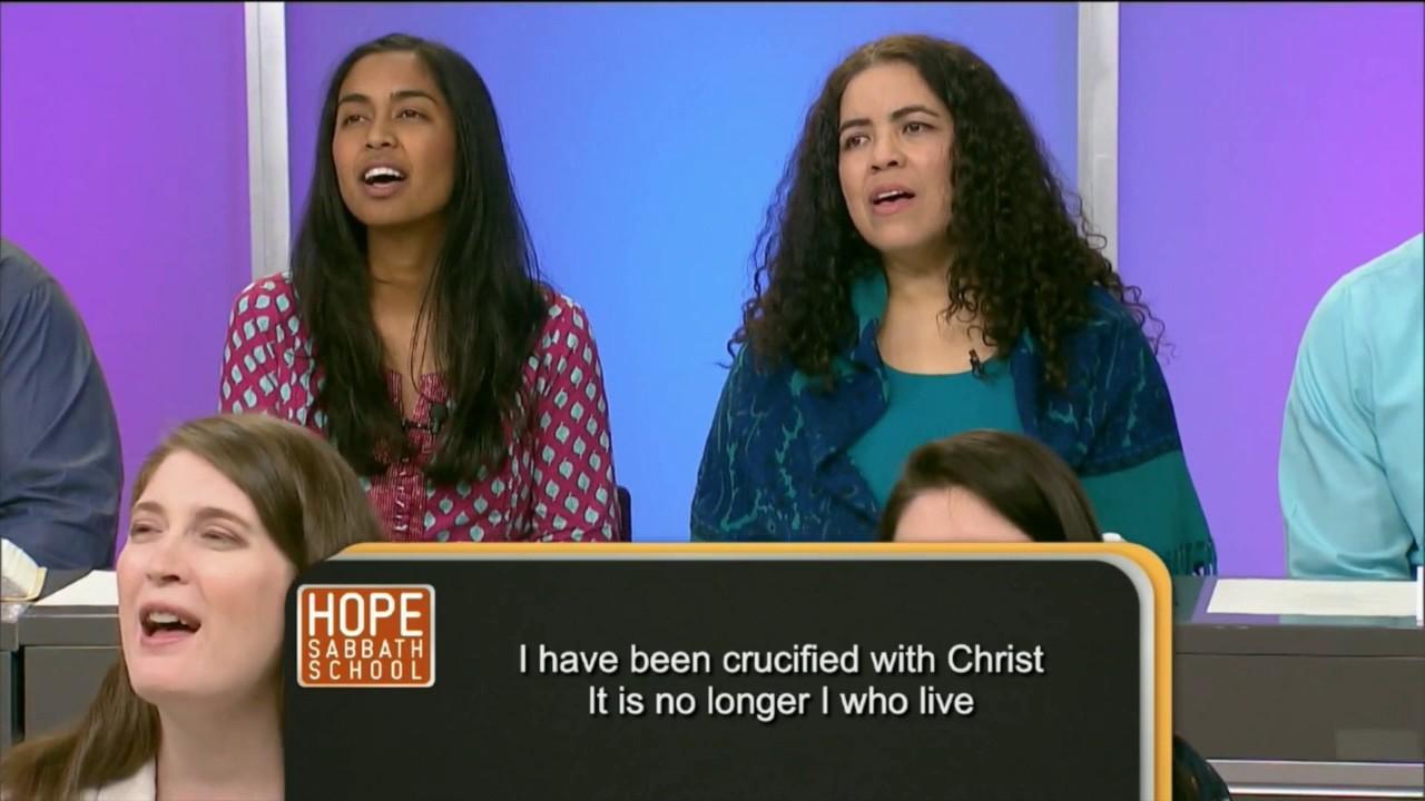 Hope Sabbath School - Lesson 7 The Road To Faith (3rd Qtr-2017)