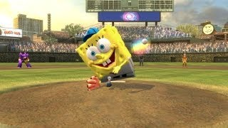 First 30 Minutes: Nicktoons MLB [XBOX360/KINECT/WII] (720p HD) Part 1/2