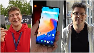 OnePlus 6: Launch-Event & Unsere Lieblings-Features (Deutsch) | SwagTab