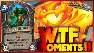 LEGEND CRAZY RNG WTF Moments - Hearthstone Funny Rng Moments