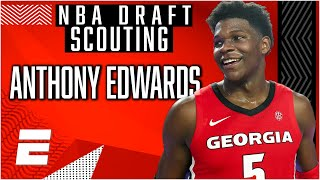 2020 NBA Draft Scouting: How Anthony Edwards could become the most dynamic scorer in the NBA | ESPN