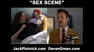 Jack Directs Deven - Love Making Scene