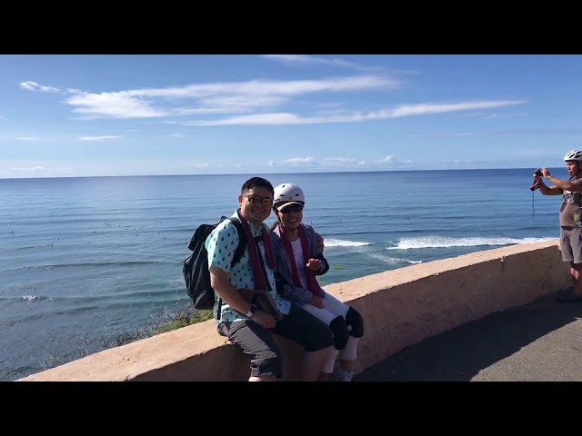 URB-E Hawaii Diamond Head Ride 10/7/2019