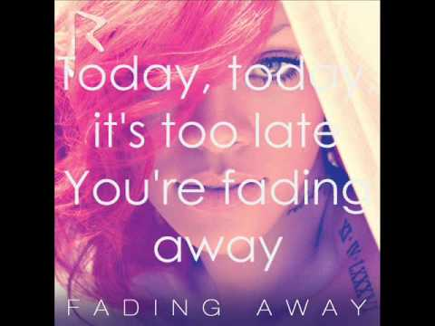 Rihanna LOUD - Fading [Lyrics]