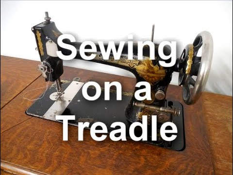 Beginner's Guide to Sewing With an Antique Singer Sewing Machine