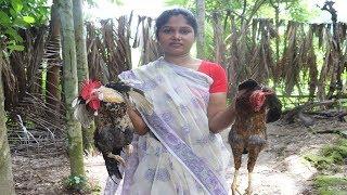 Tasty Bengali Style Chicken Cooking 😋 Village Style Country Chicken Cooking in My Village 🤤😱😜
