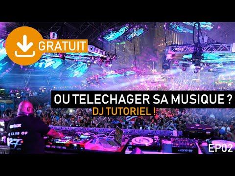 DEVENIR DJ : OU TELECHARGER SA MUSIQUE ? [EP02]