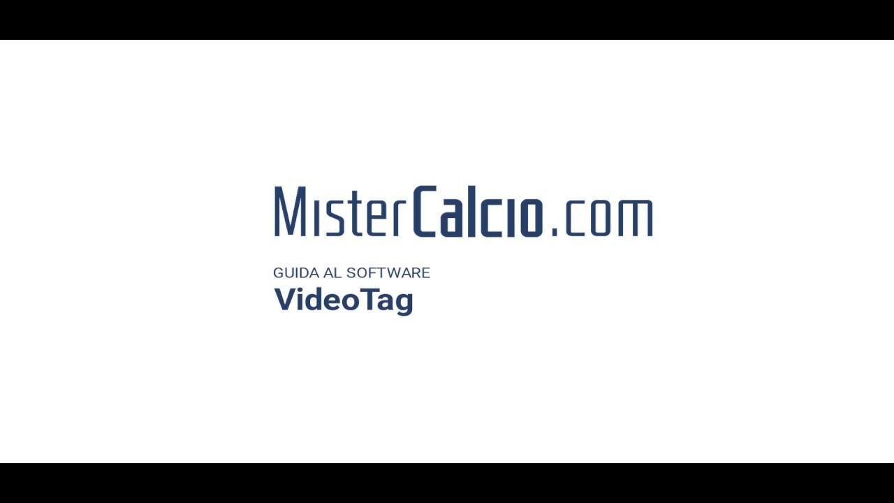 [VideoTag] - MisterCalcio.com